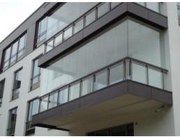 Balkonų rėmai, balkonų stiklinimas