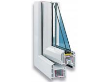Durų profilių sistema REHAU Brillant-Design