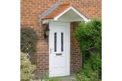 Namų durys - Rehau Geneo profilis