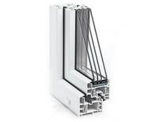 Pasyvūs namai - Rehau Geneo plastikiniai langai pasyviems namams